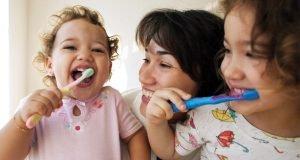 بهداشت دهان و دندان برای کودکان