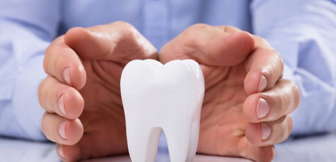 درمان پوسیدگی دندان در خانه