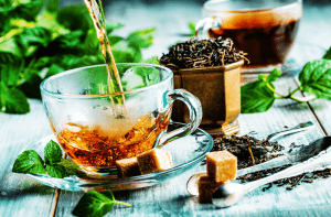 آیا مصرف چای باعث زرد شدن دندان می شود ؟