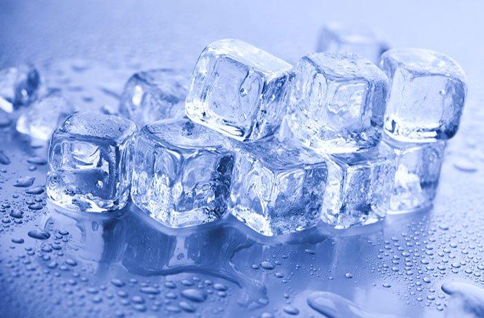 عوارض خوردن یخ خشک چیست؟