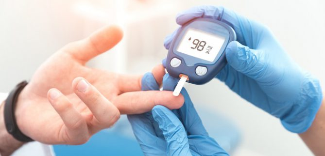 تاثیر دیابت بر دندان