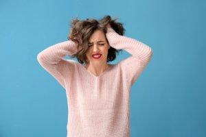 تاثیر استرس روی سلامت دندان ها